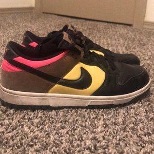 Nike Shoes - Neopolitan Nike SBs *NO WEAR*